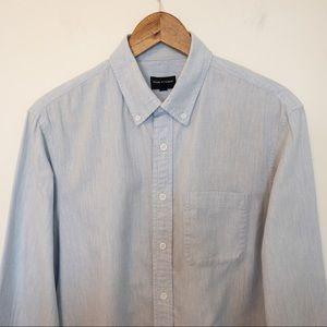 Club Monaco Men Size M Shirt Soft Woven